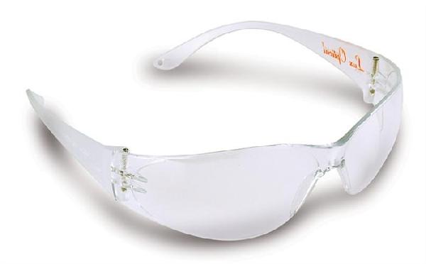 Lux optical munkavédelmi szemüveg Ladylux karcmentes, víztiszta lencse széles látómezővel 62510-es