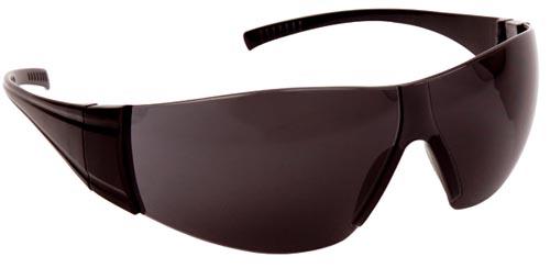 Lux optical munkavédelmi szemüveg Ladylux sötétszürke látómező erős fény ellen, 4-es fényszűrő osztály 62549-es