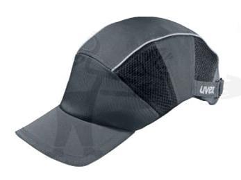 Uvex Bump-Cap beütődés veszélye elleni fejvédő sapka, állítható, mosható belső U9794300-as