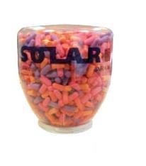 E.A.R. Solar műanyag buborékban, One Touch adagolóhoz  (500 pár) 30177-es