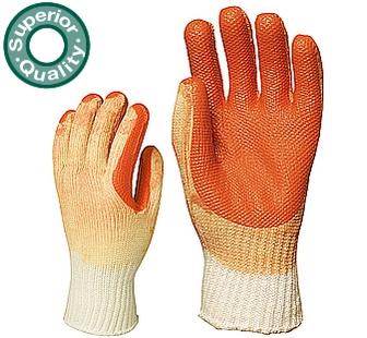 Prevent vulkanizált vágás- és szúrásbiztos narancs latex 3830-as