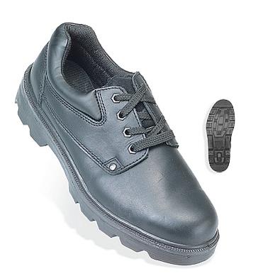 AVENTURINE (S3 CK) fekete vízlepergető színbőr cipő és bakancs, kompozit/kevlar LEP30-31-es