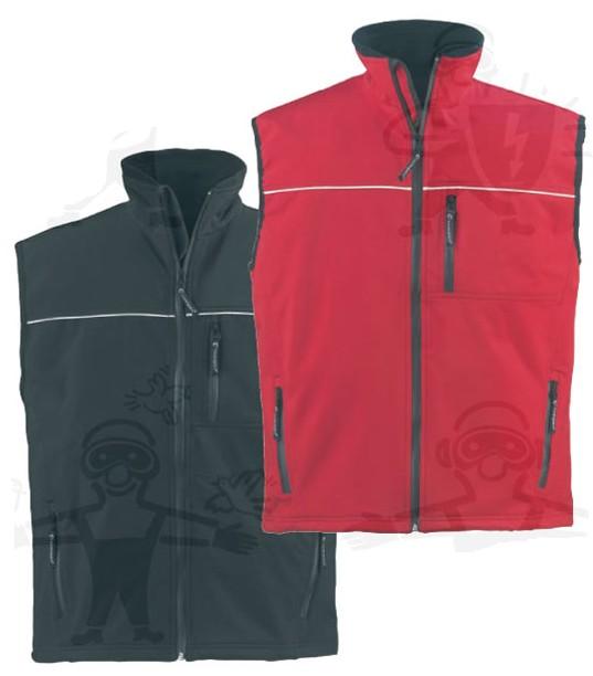 Coverguard munkaruha YANG MELLÉNY fekete színben XYAGB - a piros már nem rendelhető