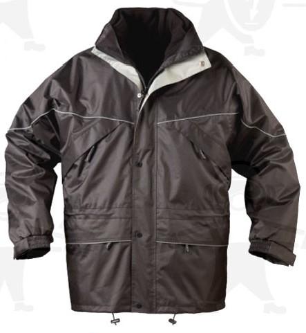 Coverguard munkaruha ISA II 3 AZ 1-BEN munkavédelmi kabát vízhatlan XISAB