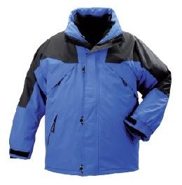Coverguard munkaruha 3 AZ 1-BEN Európa királykék/fekete kabát kivehető polár pulóver XEURO