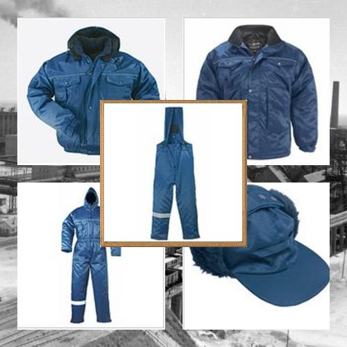 Coverguard munkaruha BEAVER deréknadrág vállpánttal, -45 186  C, fluo csík, hőszigetelő bélés X57650-as