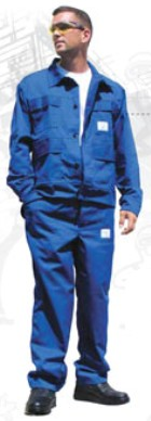 Lángálló melles öltöny, (GAN7499) 310 g/m 178   , sugárzó hő-, láng- és olvadt fémcseppek elleni védelem 749944-62-es