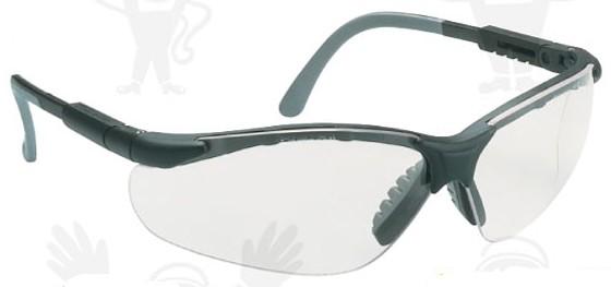Lux optical Miralux víztiszta lencse, állítható dőlésszög és szárhossz, oldalvédővel egybeépítve 60538 kisebb M-es méret