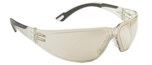 Lux Optical munkavédelmi szemüveg Starlux in/out bel- és kültéri világos mézszínű 60566-os lencse UV400-as védelemmel