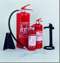 6kg ABC porral tűzoltó készülék Kodretta Kodr 6