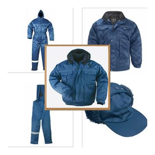 Coverguard munkaruha BEAVER kabát, -45 186  C, levehető, szőrmés kapucni, állítható mandzsetta X57630