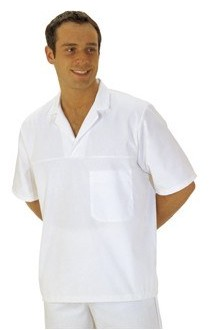 Portwest 2209 Pék ing rövid ujjal fehér színben
