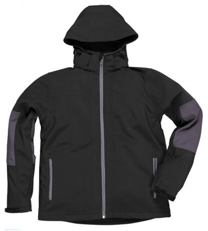 TK53 Softshell dzseki kapucnival