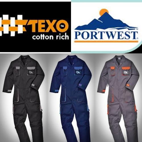 TX15 Texo Contrast Overall