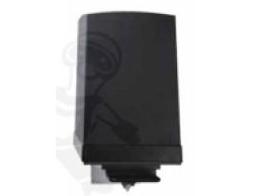 PL4221 Maxi Plum ABS műanyag adagoló, 4,2 literes utántöltőhöz fekete színben