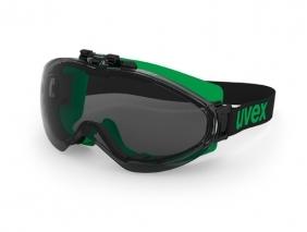 Uvex Ultrasonic gumipántos HC-AF szemüveg, felhatható infradur plus hegesztőlencsével U9302045