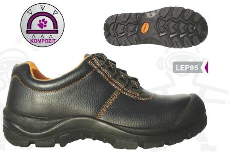 Coverguard Ep workwear LEP85 Vito munkavédelmi félcipő S1P