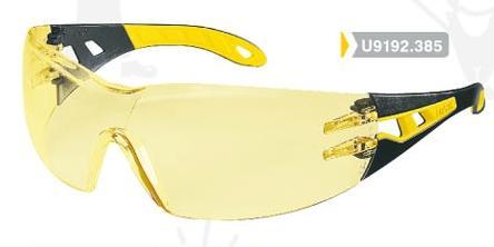 Uvex Pheos U9192385 fémmentes bikolor keret, szellőzőrések, karc- és páramentes sárga lencse (HC-AF)