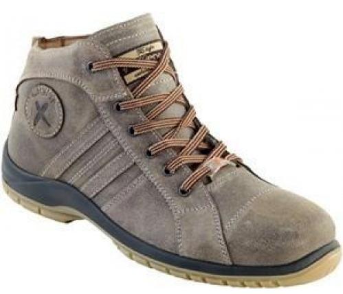 ARES (S3 CK) LEX21 nappa bőr bakancs, kompozit lábujjvédő+talplemez
