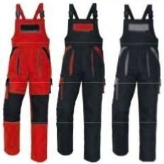 MAX kertésznadrág piros/fekete, királykék/sárga, fekete/piros, fekete/szürke C03020145 mellesnadrág, kantáros