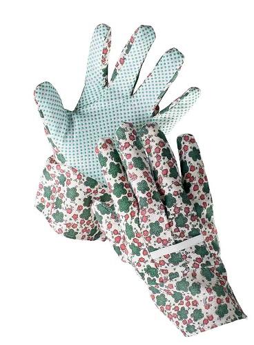 AVOCET textil kesztyű pöttyökkel - 9