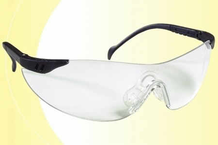 Lux Optical Stylux 60510 munkavédelmi szemüveg víztiszta lencsével
