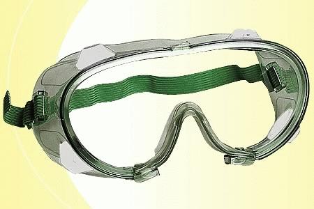 Lux Optical munkavédelmi gumipántos szemüveg CHIMILUX 60599