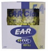 E.A.R.Classic utántöltő adagolóhoz, kartondobozban (500 pár) 30151