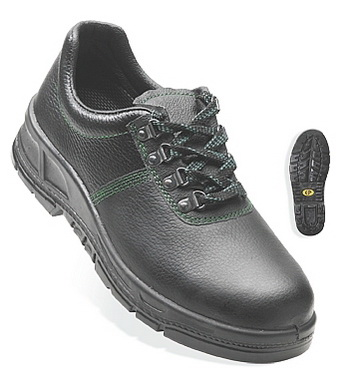 AMBER (S3) 9AMBL42 bőr cipő LEP16-os***KIFUTÓ***