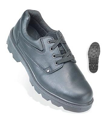 AVENTURINE (S3) 9AVEL42 fekete vízlepergető színbőr cipő LEP30-as