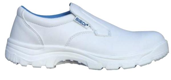 BIRDI (02) bebújós, thermokaplis cipő LCG44-ös