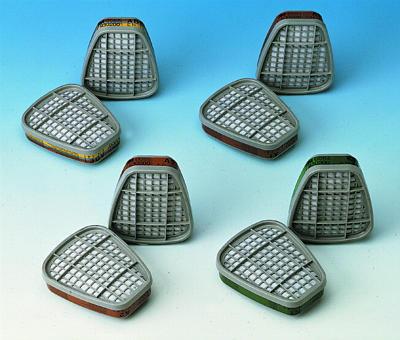3M A1 formaldehid Szűrőbetét