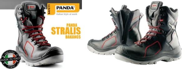 PANDA STRALIS (02040016990XX) S3 7832 bakancs
