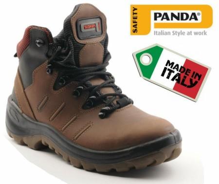 Panda boots MONVISO S3 bőrbakancs korábban Túra bakancs (C02020016750XX)