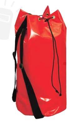 Cado matróztáska AX011-es erős, vízhatlan piros PVC anyag állítható hevederrel,