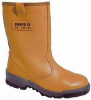 PYRITE-PARBA (S1) 9PYRIXX színbőr csizma LEP60-as