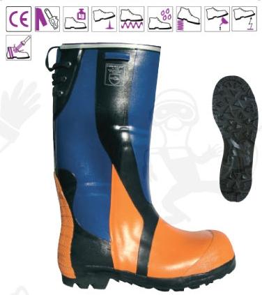 DUNLOP vágásbiztos csizma (S5) D96039-47