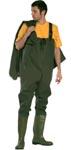 PVC felső a nadrág+csizmához, sav- és lúgálló 99500-as