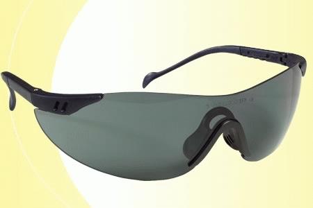 Lux Optical Stylux 60513 munkavédelmi szemüveg sötét lencse