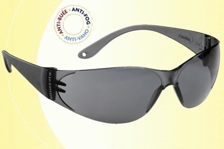 Lux Optical Pokelux munkavédelmi szemüveg, füstszínű lencse, karcmentes, páramentes 60553