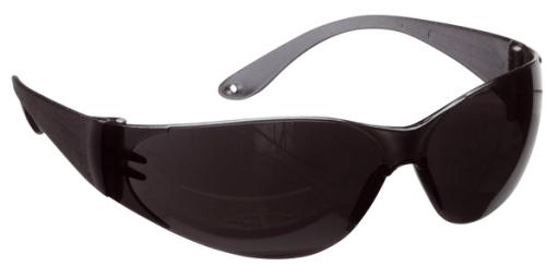 Lux Optical Pokelux munkavédelmi szemüveg, füstszínű lencse, karcmentes, páramentes 60554