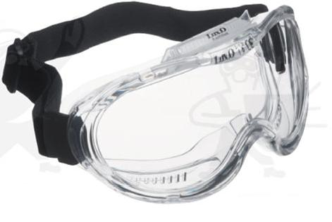 Lux Optical munkavédlmi szemüveg KEMILUX 60601-es