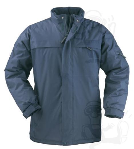 Coverguard munkaruha KABAN kabát kék XKABB