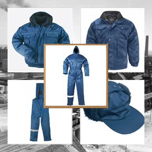 Coverguard munkaruha BEAVER Hűtőházi Overáll X57620