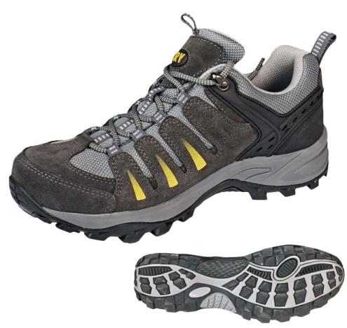 BULDIR TREKKING cipő sötét szürke