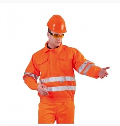 KOROS HiVis kabát narancs