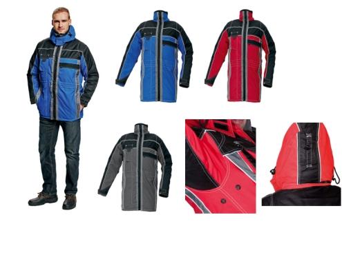 NEVADA téli kabát piros