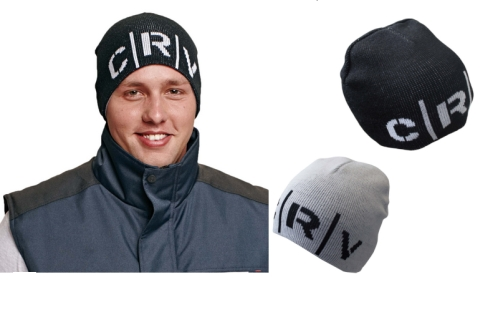CROKER téli sapka CRV fekete/fehér M
