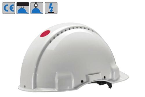 Peltor G3000 gyorsállítós, racsnis sisak, MM védelem, -30°C,  jó szellőzés, textil belső, 310g