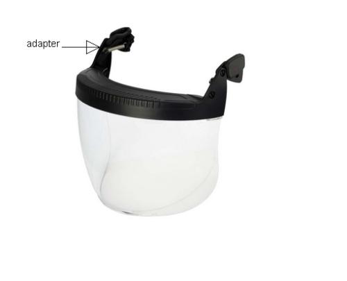 V5 adapter arcvédők rögzítéséhez